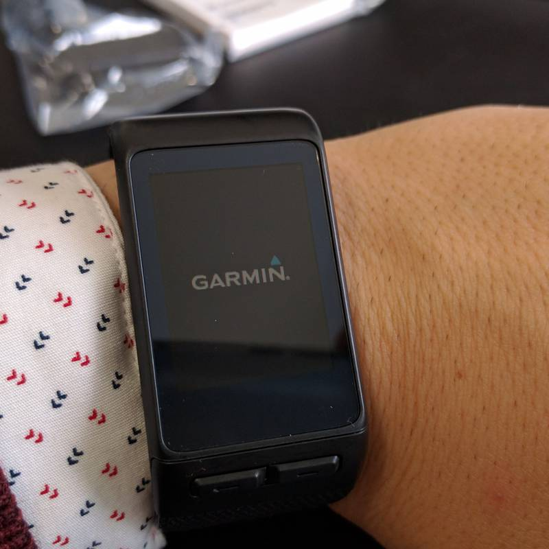 Set Garmin Vivoactive HR notifications for Telegram